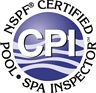 Photo of logo for Pool and Spa service certification NSPF Certified Pool Spa Inspector