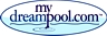 Photo of logo for Pool and spa service certification logo for My Dream Pool